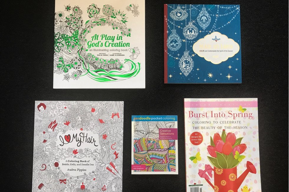 - Bertelsmann Printing Group - USA: Adult Coloring Books Help Drive Print
